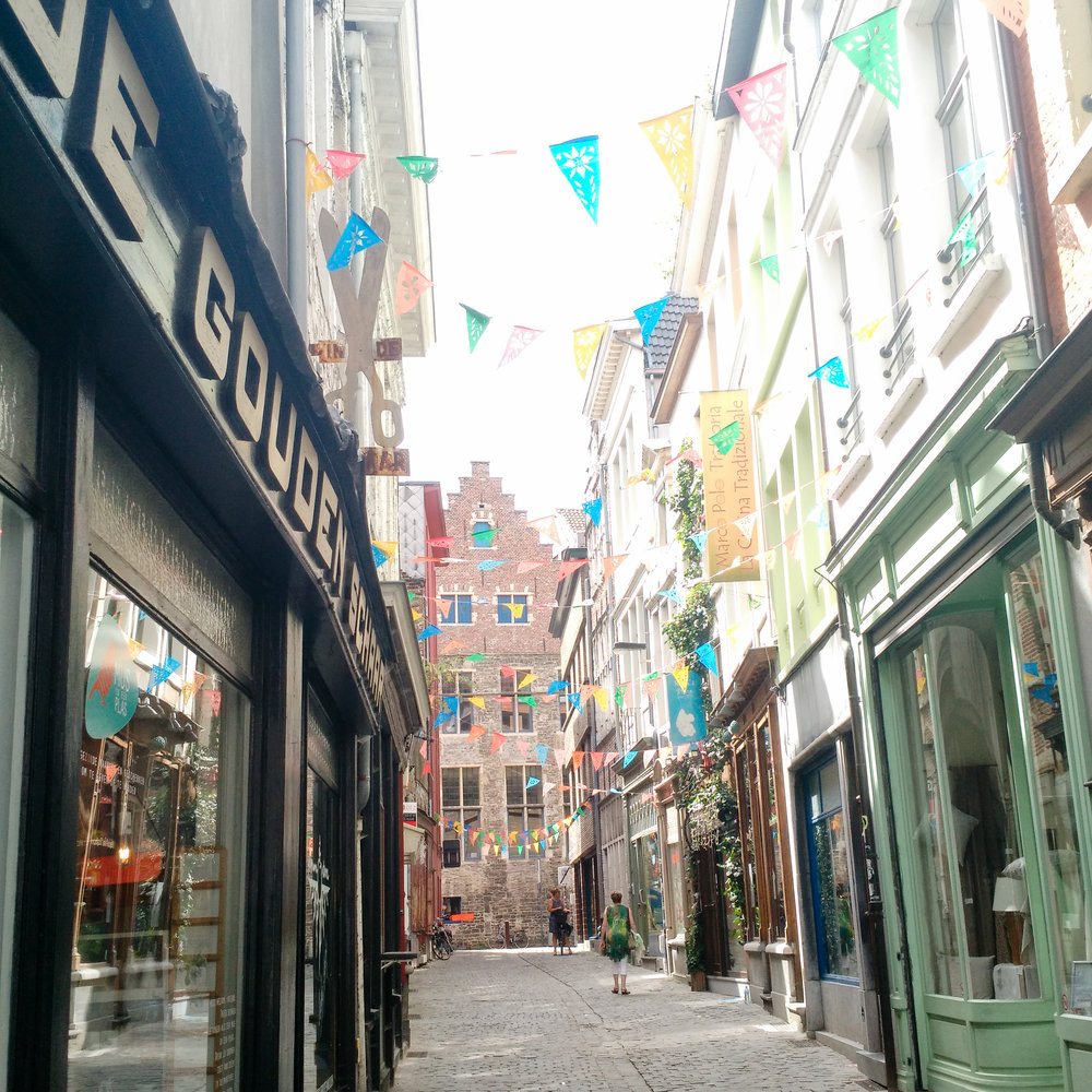 expat, belgium, expat life, Gent, historical, side streets