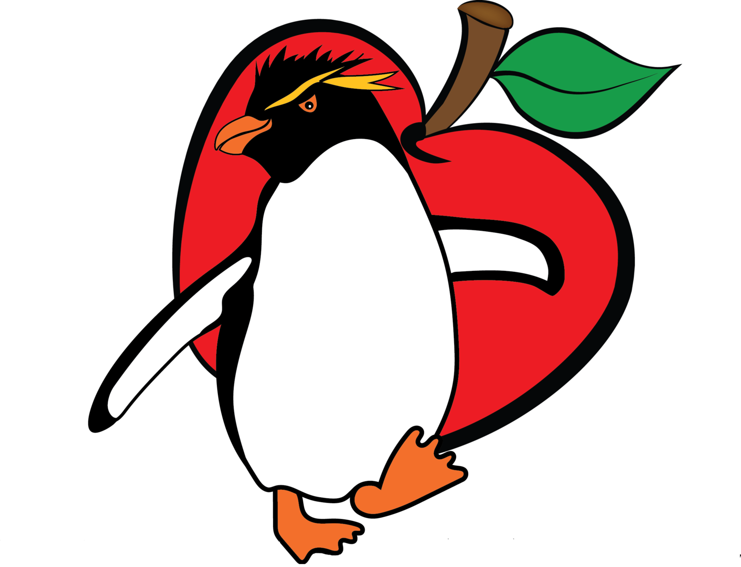 Naughty Penguin Hard Cider