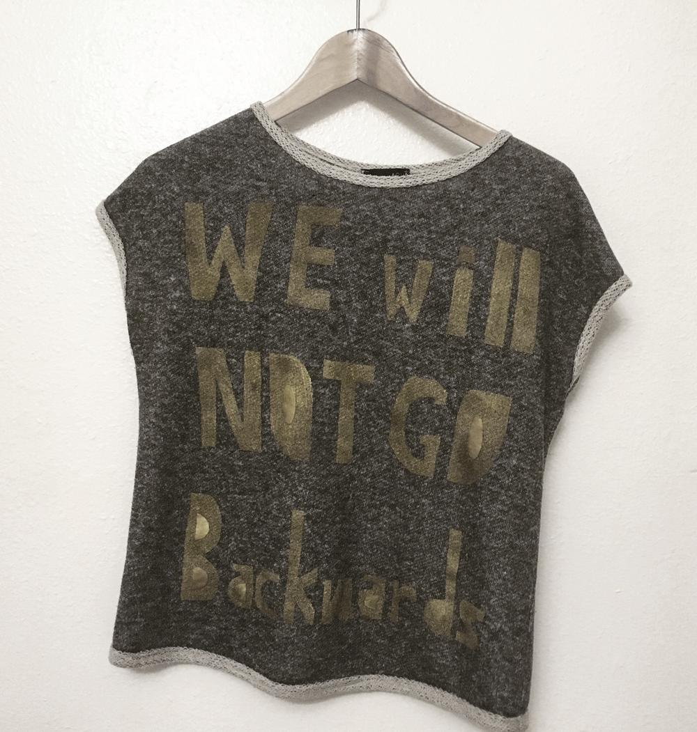 2017 Women's March T-Shirt