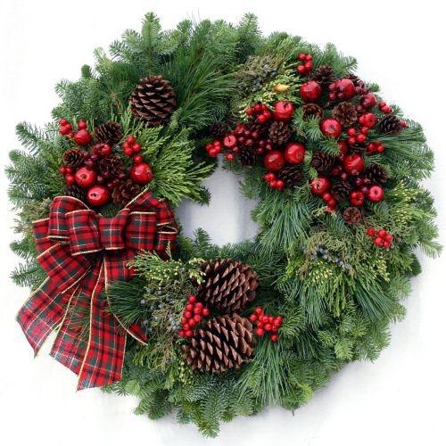 Fresh Wreaths -