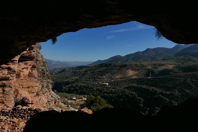 Albuñulas Caves