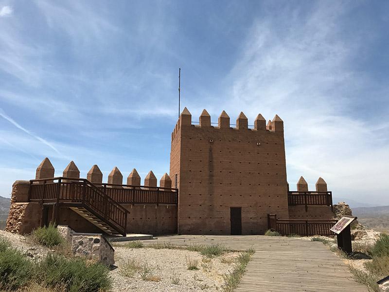 Taberna's Arabic Castle