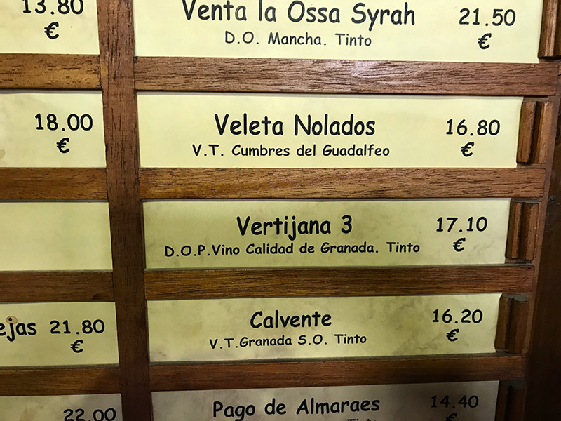 Tapas bar wine list.jpg