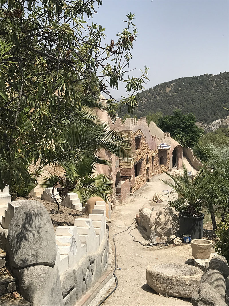 Moclin casa de Rafa