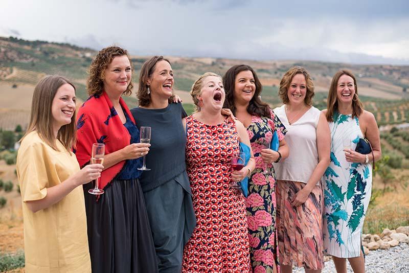 Daisy, Kate, Sara, Sophia, Sarah, Ali, Tania   ©️ Sam Milling