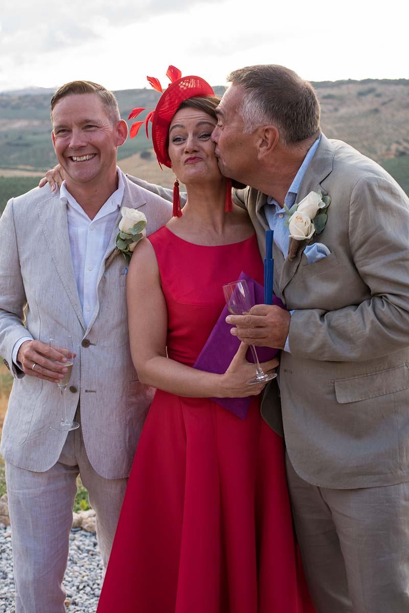Andrew, Gayle, Ian