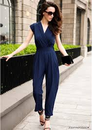 Jumpsuits are a summer no-brainer. ( credit .)