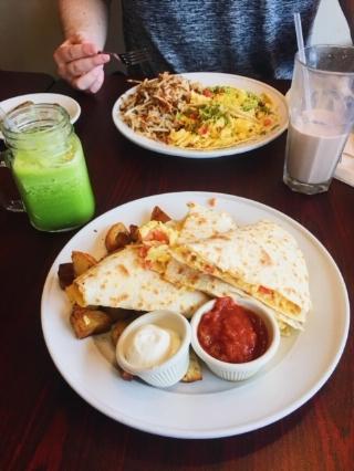 BreakfastQuesdailla | vanessainboston.com
