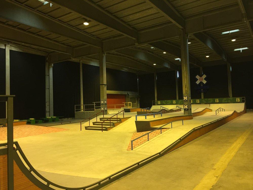 Skateboard- eller Sparkesykkelbursdag