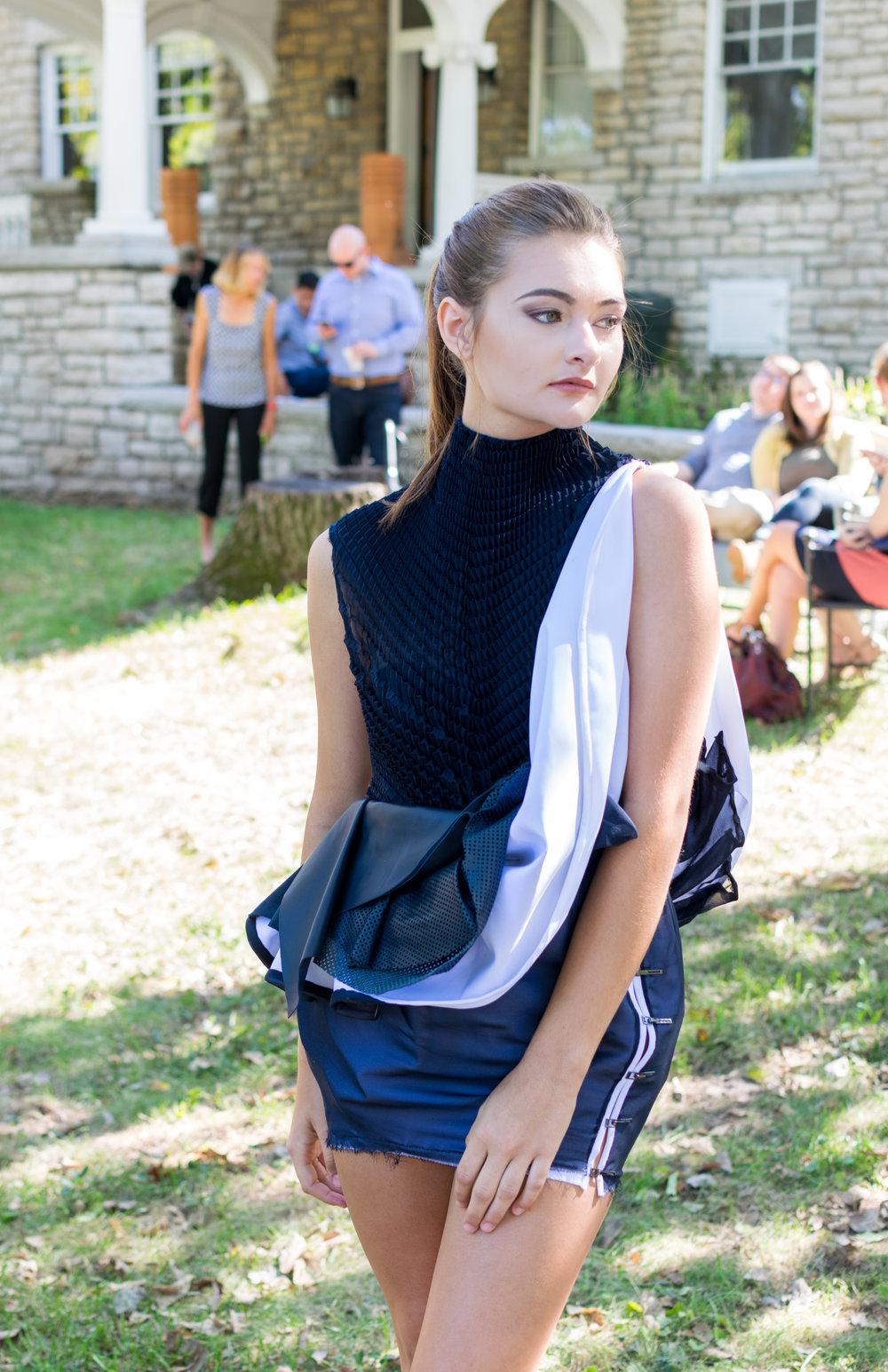 Model: Jessica Krueger