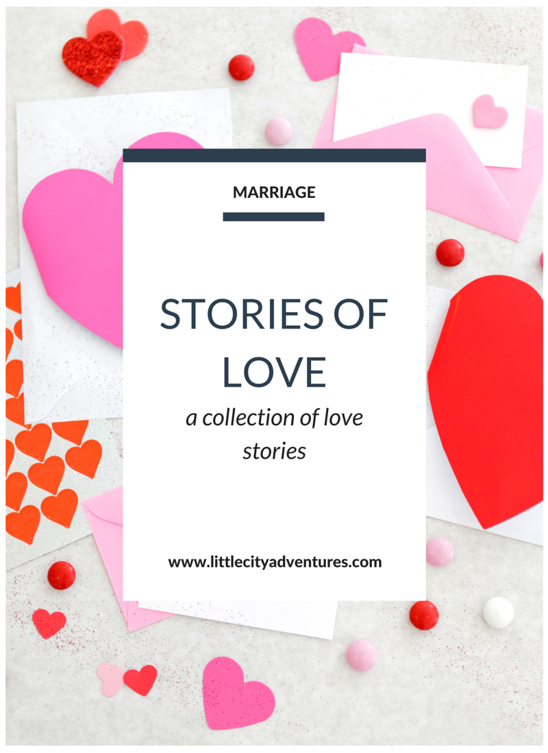 A collection of beautiful and inspiring love stories from women around the Internet >>