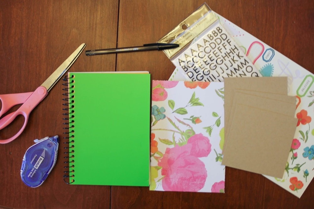 diy address book the systems mama