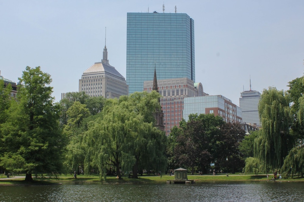 The sites and scenes we visited on our honeymoon to Boston!