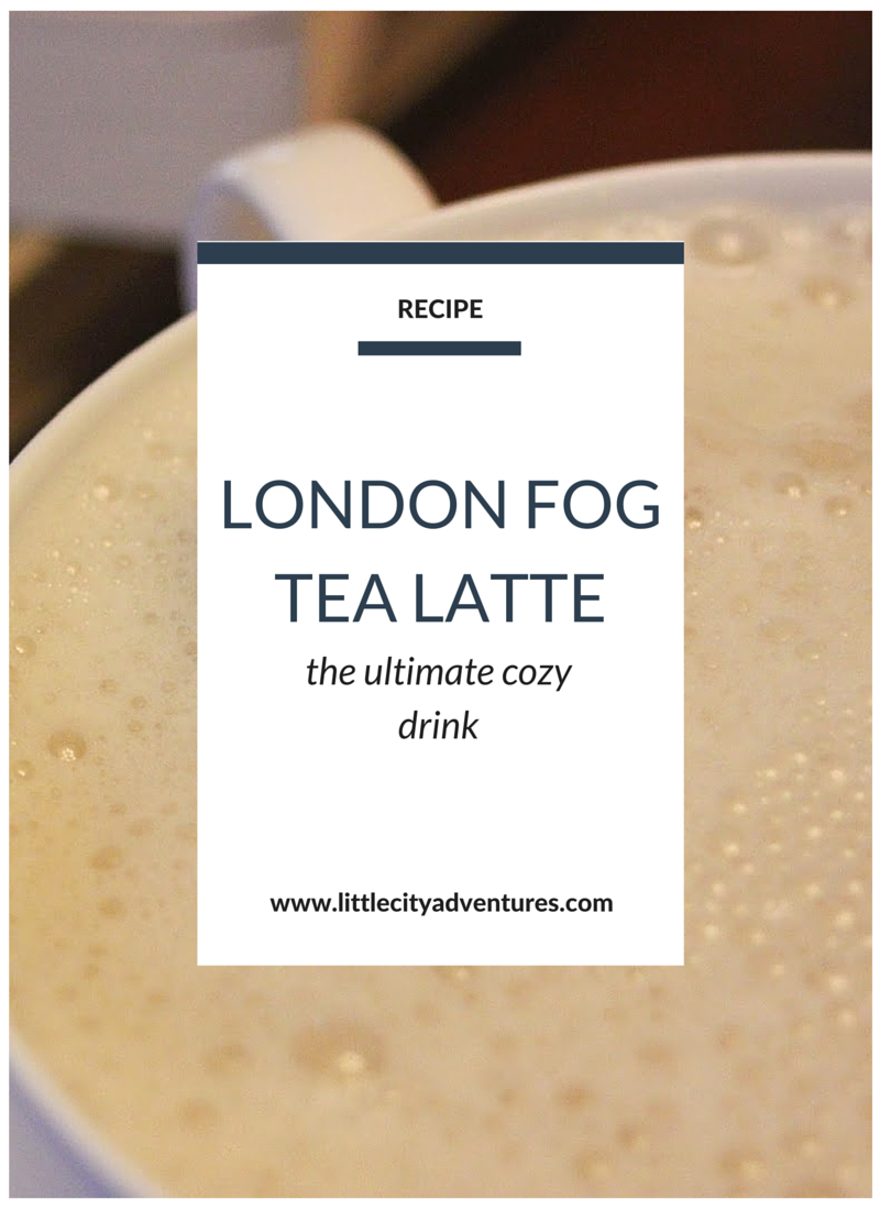 That fancy drink you shell out money for at Starbucks? Yeah, you can make it at home. And it tastes 100x better! Learn how to make a London Fog Tea Latte >>>>