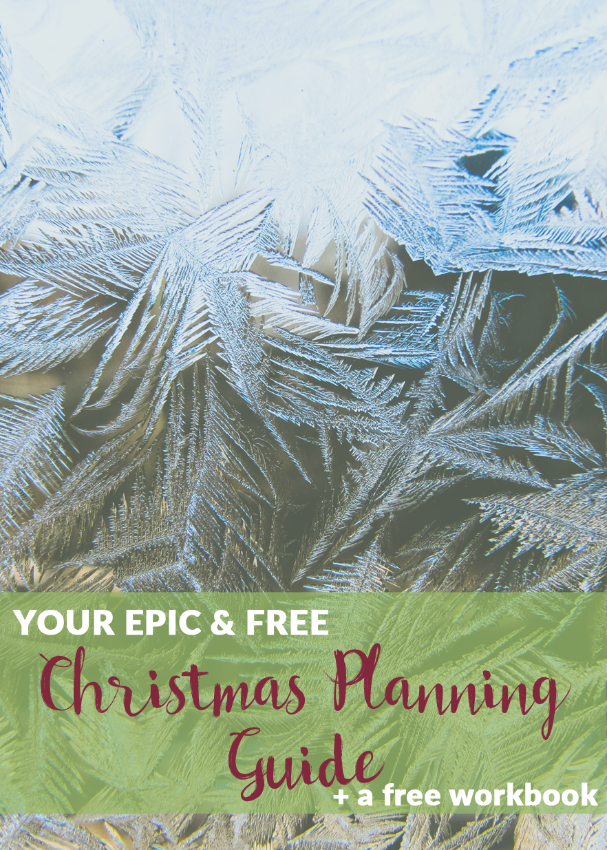 A complete guide to help you plan everything from Christmas dinner to what gifts you're giving. PLUS a free workbook with all of the lists and worksheets you need to make your Christmas EPIC http://www.littlecityadventures.com/2015/11/your-epic-christmas-planning-guide-free.html