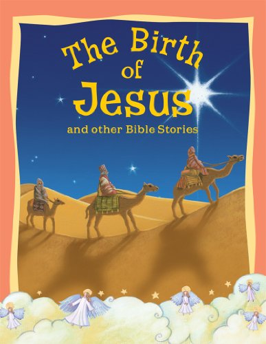 [affiliate link] The Birth of Jesus and other Bible stories, $2.89 (available on Kindle)