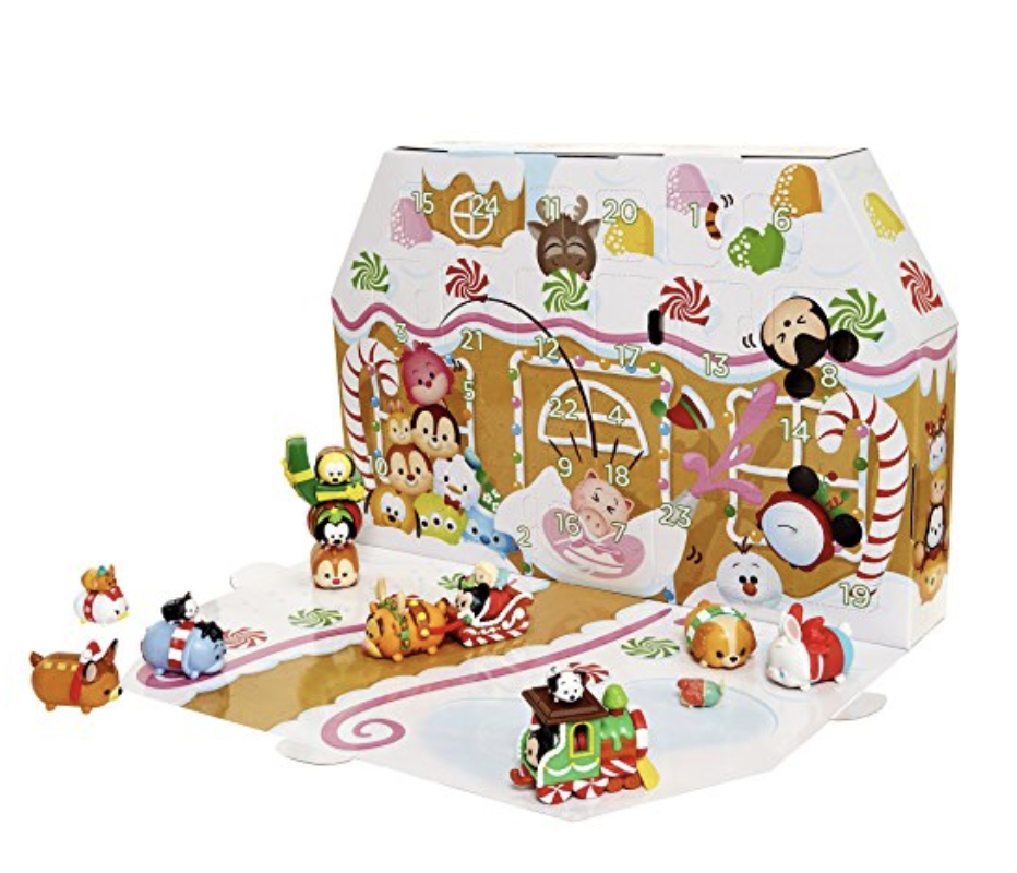 [affiliate link]  Disney Tsum Tsum Advent Calendar , $34.85