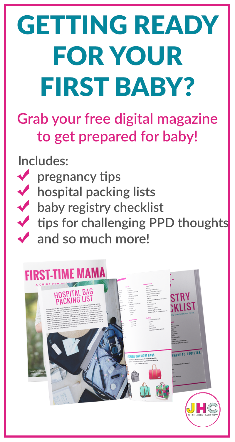 Grab this #free digital magazine for #pregnancy mamas!