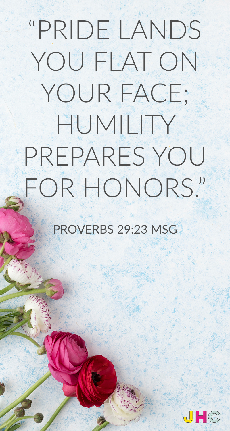 Don't let pride get in your way of asking for help! #proverbs #bibleverse #faith #momlife