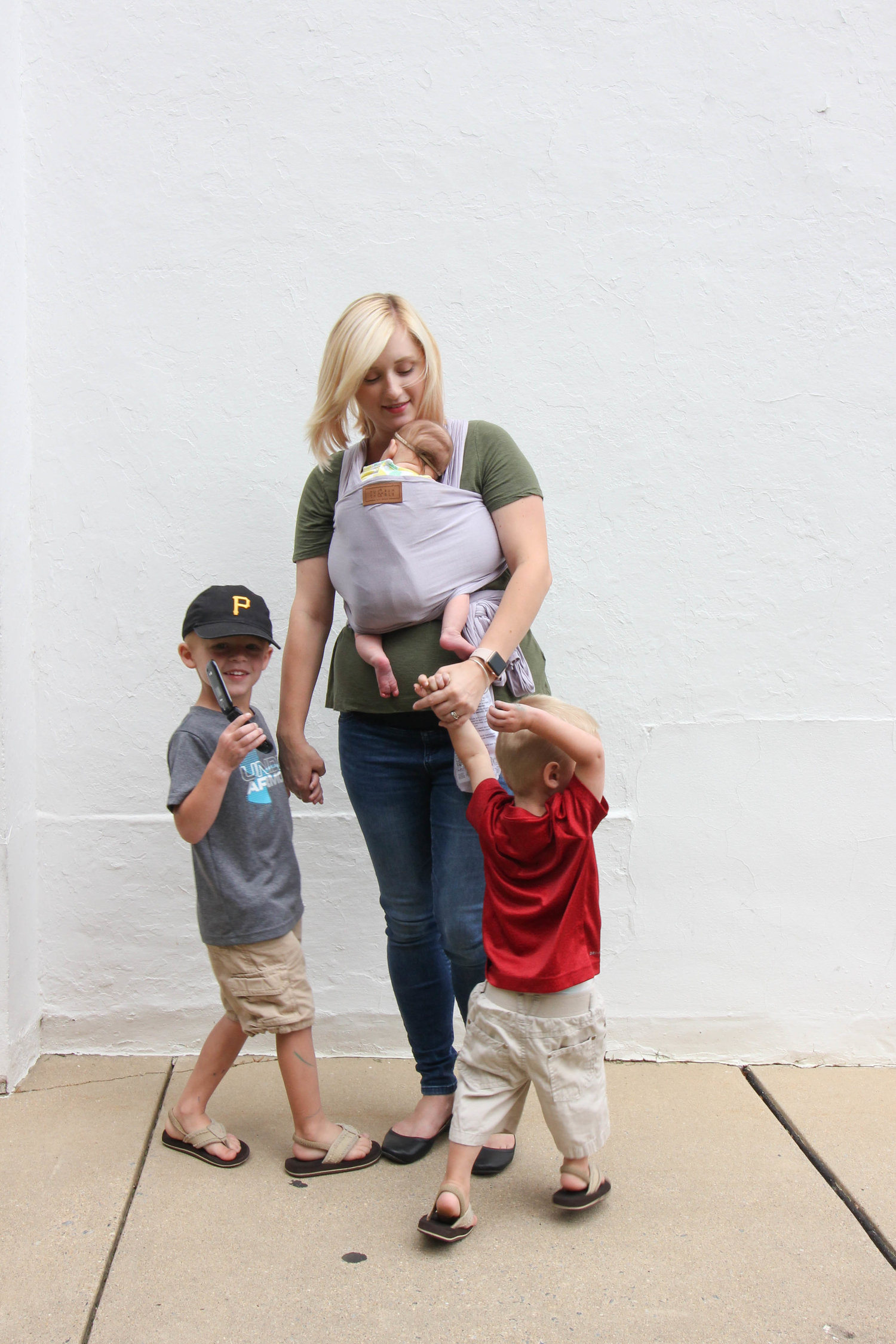 d397b9aa4c7 Babywearing + Review of 4 Carriers — The Systems Mama