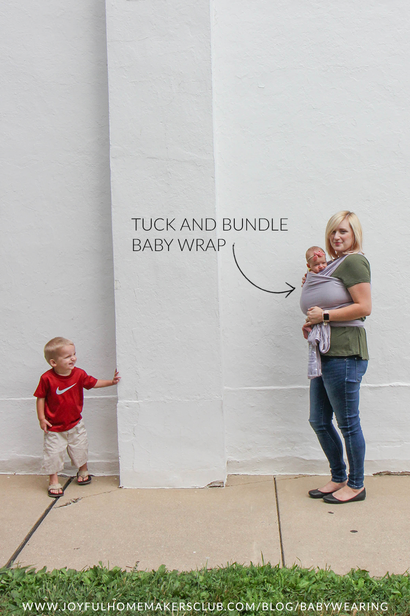 #sponsored meet the Tuck and Bundle #baby #carrier #babywearing #babygear