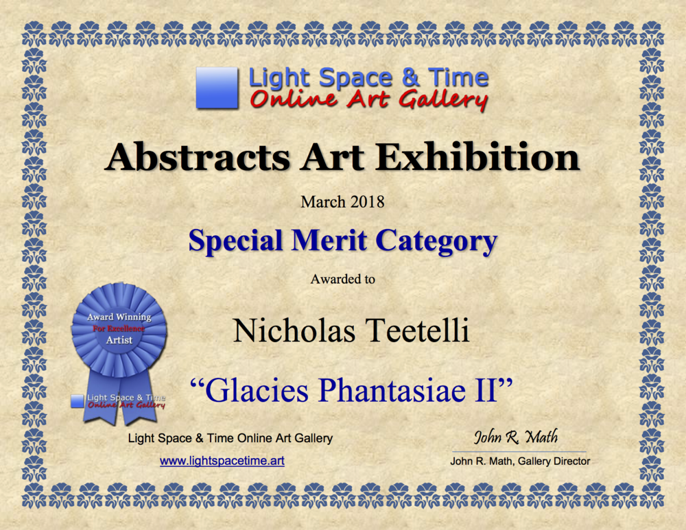 SM - Nicholas Teetelli  - ABSTRACTS ART EXHIBITION AWARD CERTIFICATE.png