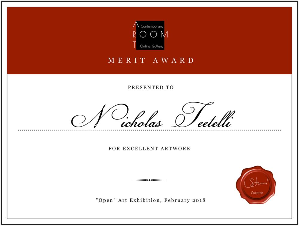 2018-02 Art Room Merit Award Mojave III.png
