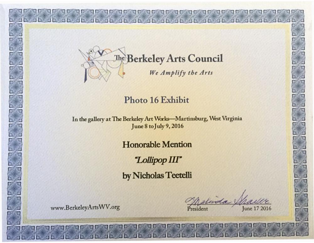 2016-06 Berkeley Arts - Photo 16 Exhibit - Honorable Mention - Lollipop III.jpg.png