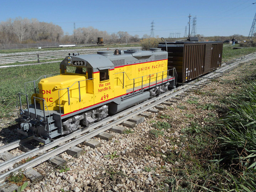 Backyard Railroad Locomotives trains — backyard train co.