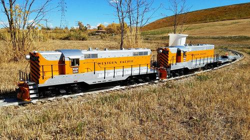 Backyard Train trains — backyard train co.