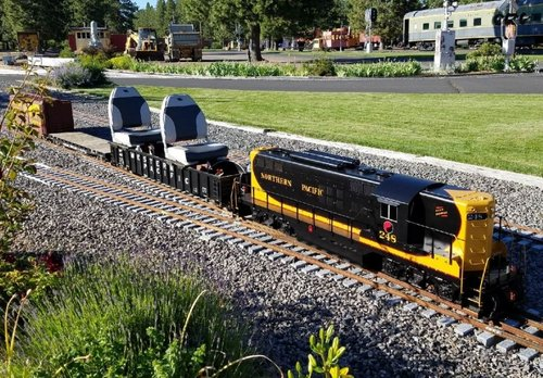 Backyard Railroad Locomotives about — backyard train co.