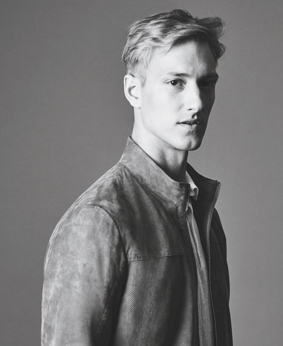 By Johan Sandberg for Corneliani 2016.