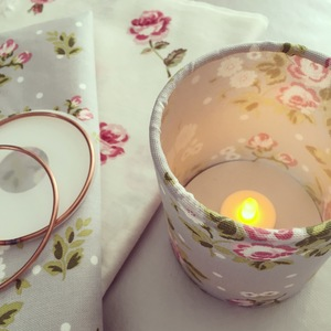 FABRIC LANTERN WORKSHOP   -