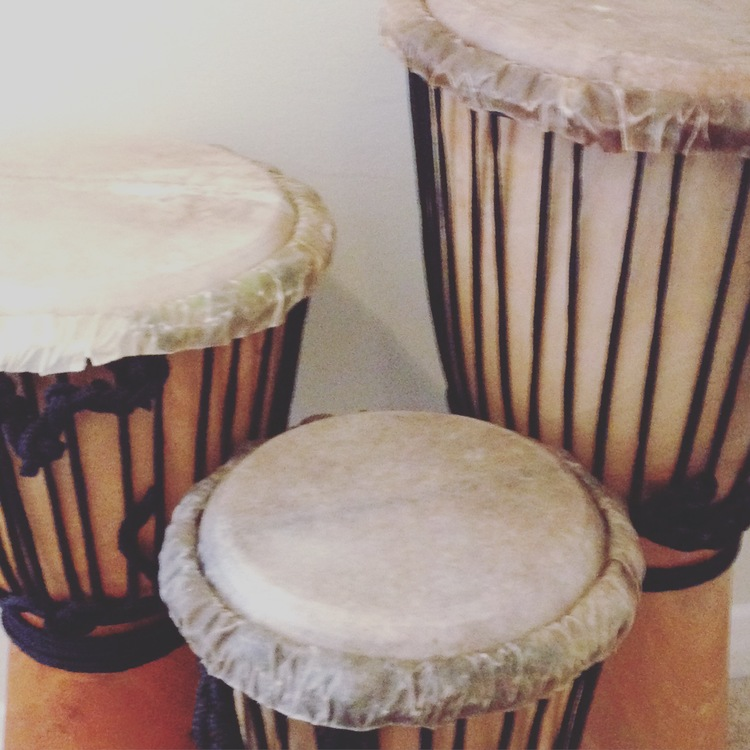 DJEMBE DRUMMING WORKSHOP  - £30