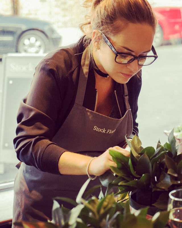 BESPOKE FLOWER WORKSHOP -