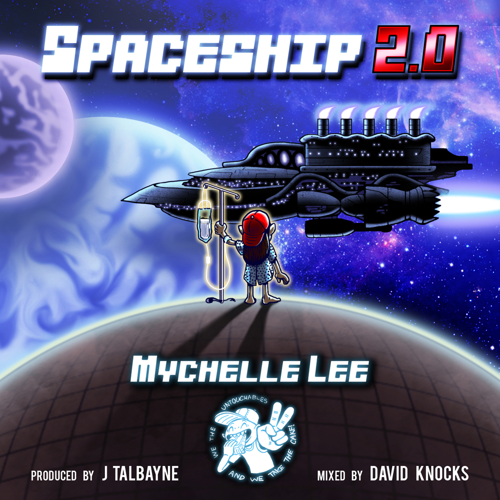 Mychelle Lee Spaceship 2.0
