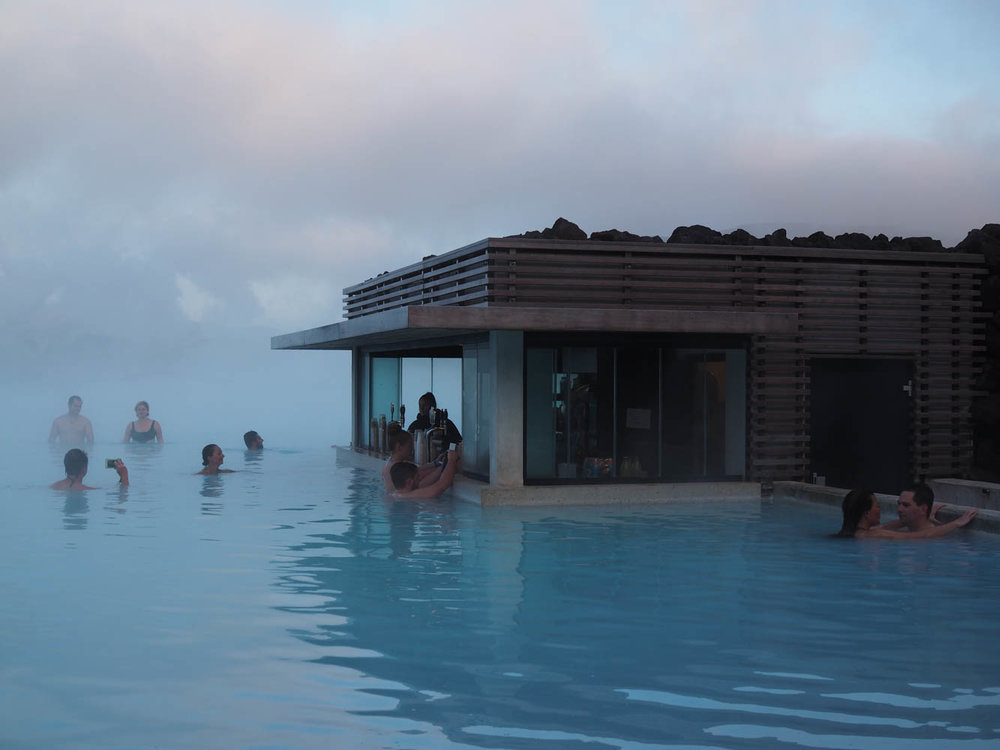 Blue Lagoon Iceland   Two Drops Of Water