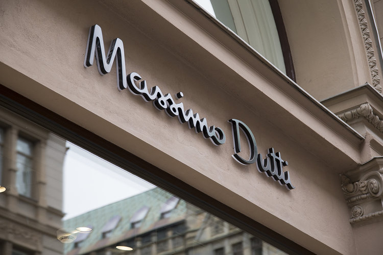 WELCOME TO FINLAND MASSIMO DUTTI -