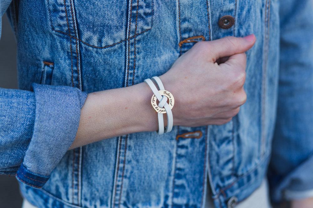 Jacob Colinn handmade bracelet