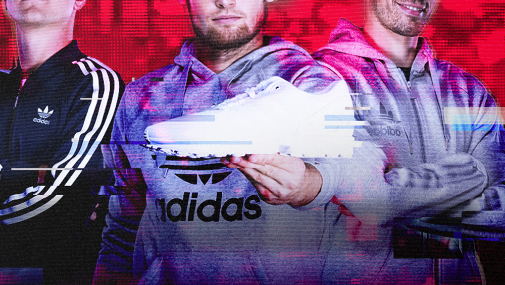 3cef2df92 Adidas + Man Utd ZX Flux Remix — Justin Schoenmaker