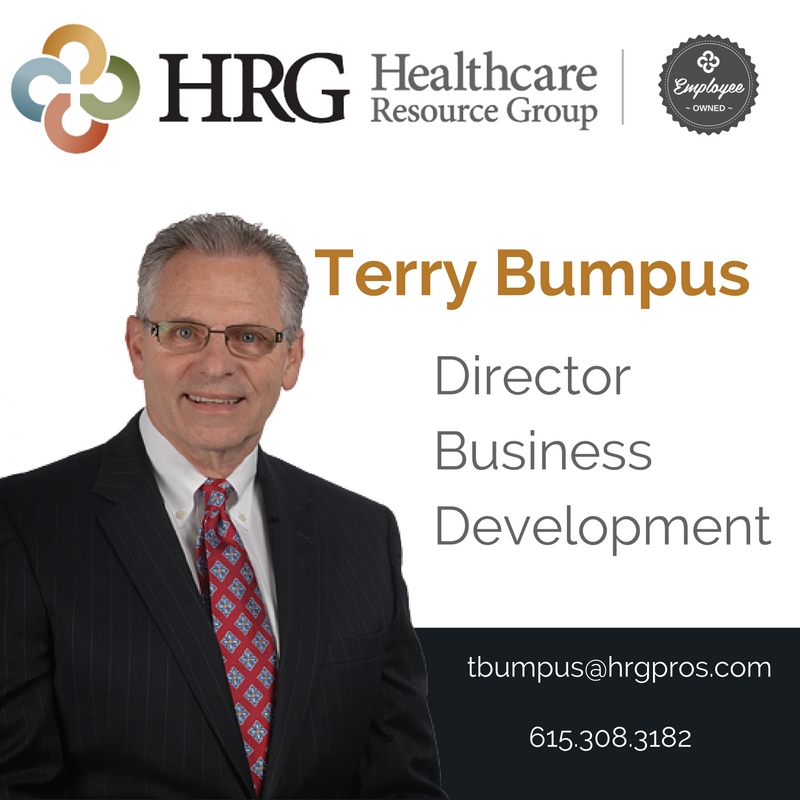 Click to email Terry, HRG Revenue Cycle Service Specialist