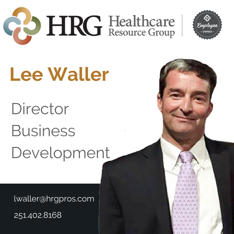 Click here to email Lee, HRG Revenue Cycle Specialist!