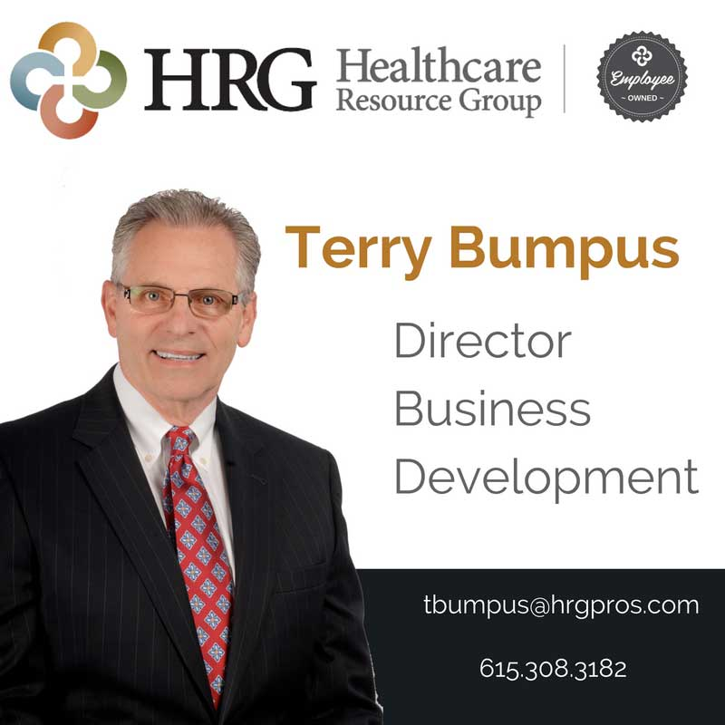 Click to email Terry, HRG Revenue Cycle Specialist!