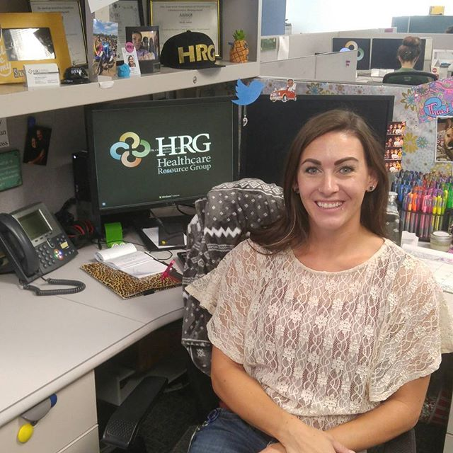 @rachelmskirvin, #CBO supervisor, is excited to be heading over to the #IHS Partnership Conference in #Denver this week! Rachel has worked for #HRG since 2012 and her favorite thing about her job is collaborating with her amazing staff and clients. Fun fact: When asked what snack fuels her work day, she said ZIP FIZZ! #WeAreHRG #industryexpert #GetToKnowAnEOwner #RCM #RevCycleSpecialist