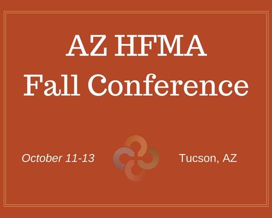 AZ HFMA fall conference