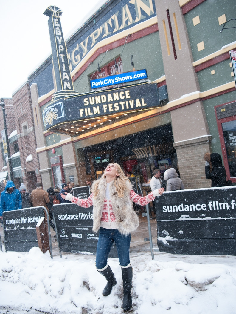 Photo: Lauri Levenfeld, Sundance 2017