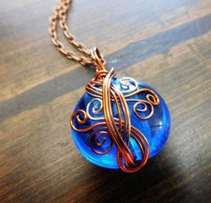 Wirewrapping by Lacey