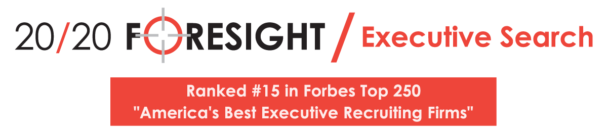 20/20 Foresight Executive Search
