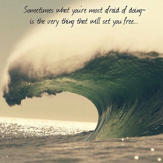 Surf motivation