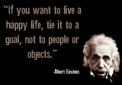 Einstein motivation